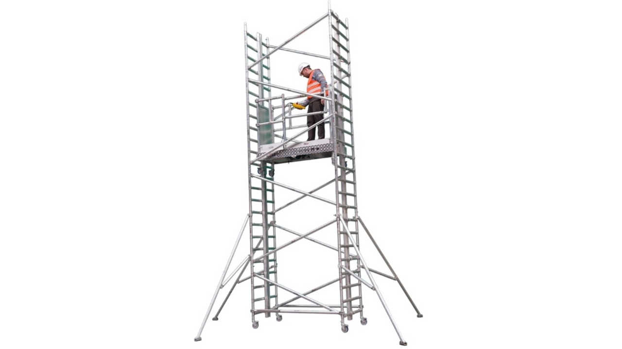 Alulift - Elevator scaffold