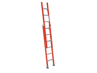 2 part extentionladder