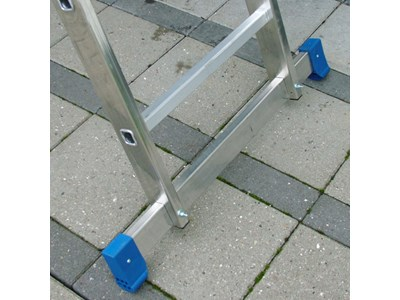 Combination ladder 2 x 12  rungs 6,40 m.
