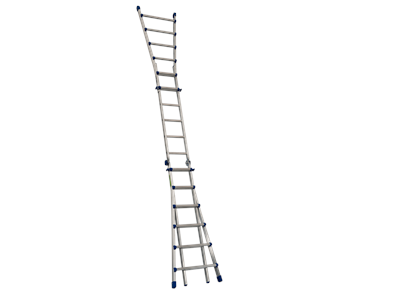 Multi combination ladder 4x4 steps