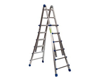 Multi combination ladder 4x6 steps