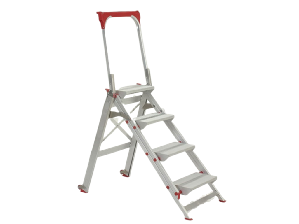 Aluminium work platform 3 steps foldable
