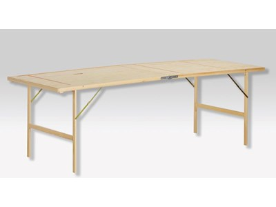 2-part fabric table