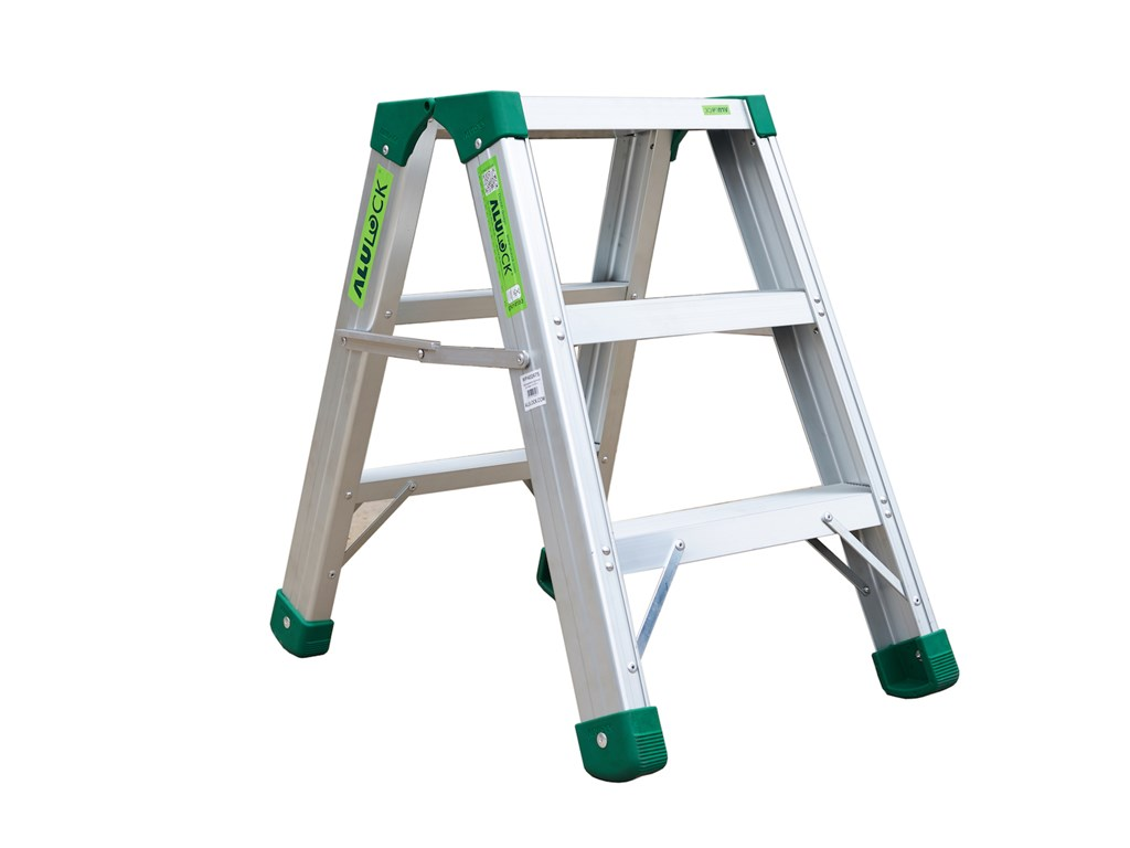 Admirable Trestle Ladder 40 X 24 Cm 3 Steps Alphanode Cool Chair Designs And Ideas Alphanodeonline